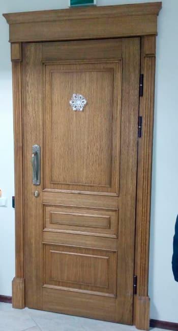 Противовзломная дверь в офис