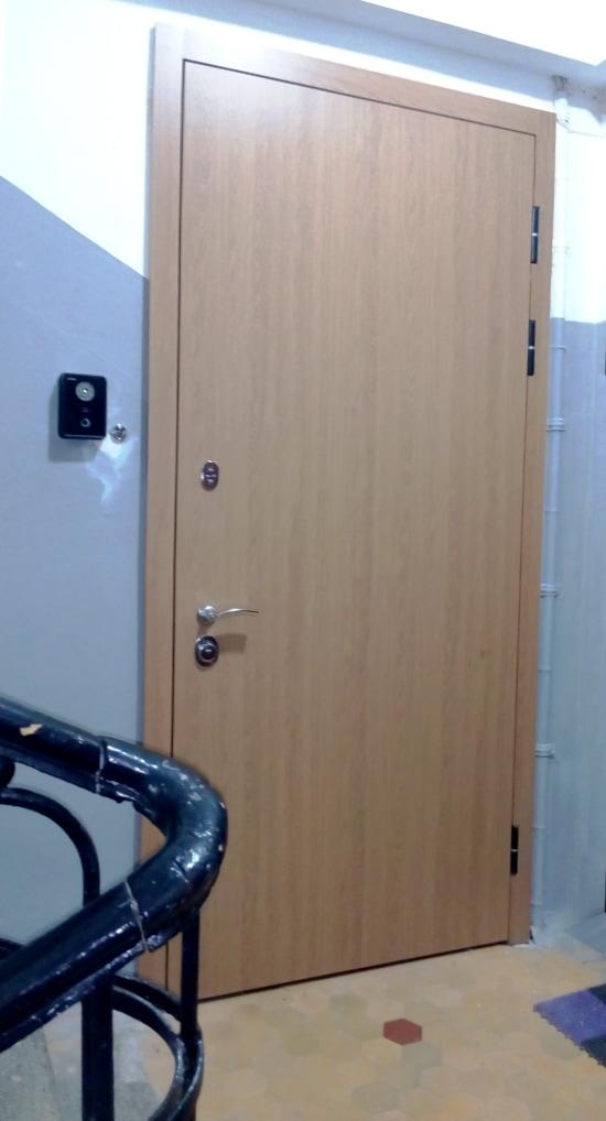 Взломостойкая дверь в квартиру