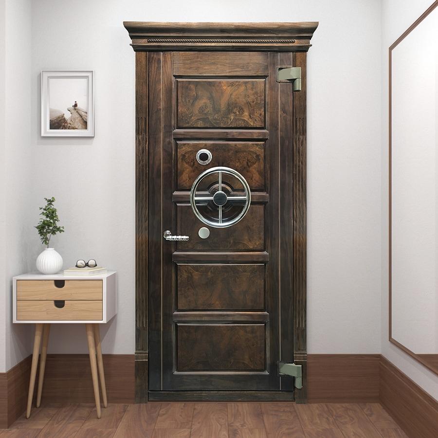 Двери сейфовые